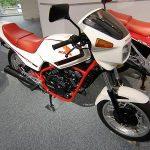 VT250FとRZ250