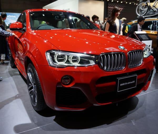 BMWを高く売る買取査定テクニック