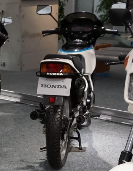 HONDA MVX250F伝説