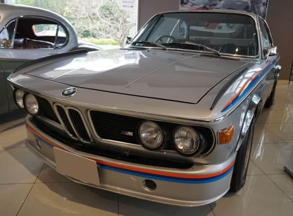 伝説の名車BMW3.0CSLの歴史