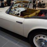 BMWの100周年・展示車両