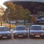 BMW7シリーズ情報(歴代7シリーズの歴史・スペック)