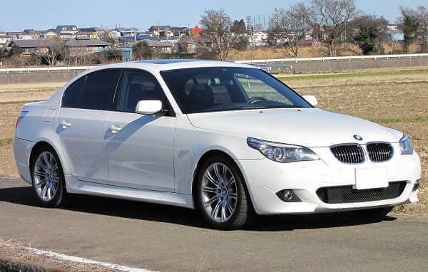 BMW E60 E61情報(5シリーズの歴史やスペック情報)