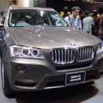 BMW F25情報(X3シリーズのカタログ情報)