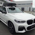 BMW G01情報(X3シリーズの歴史・スペック)
