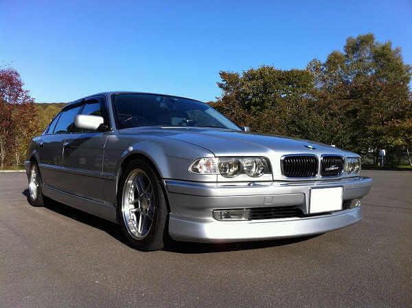 BMW E38情報(7シリーズ・カタログ)