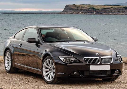 BMW E63 E64情報(6シリーズ・カタログ)