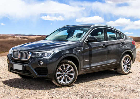 BMW F26情報(X4シリーズ・カタログ)