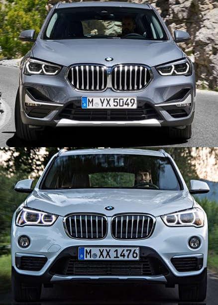 BMW F48 LCI