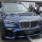BMW G07情報(X7シリーズの歴史・スペック)