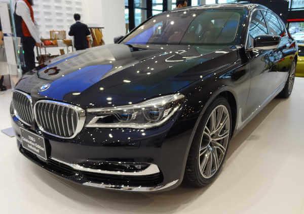 BMW G11 G12情報(7シリーズ・カタログ)