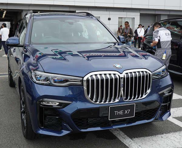 BMW G07情報(X7シリーズ・カタログ)