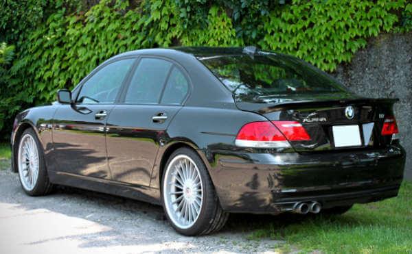 BMW 7シリーズ(E65/E66)愛車のカスタム写真