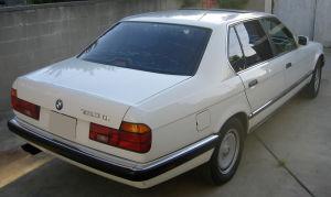 E32 750iL