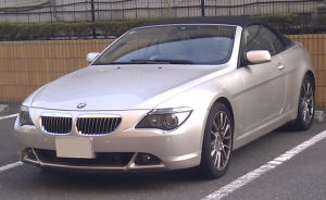 BMW-E64カブリオレ
