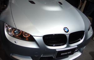 M3 Frozen Silver Edition