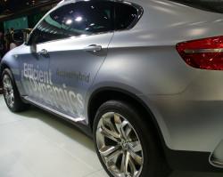 BMWアクティブハイブリッドX6