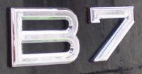 B7エンブレム