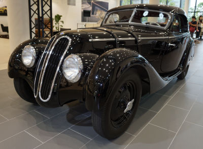 BMW328ウェンドラー(1938年)