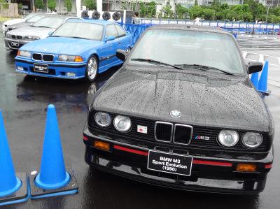 歴代BMW 3シリーズ