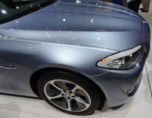 BMWアクティブハイブリッド5 (F10)