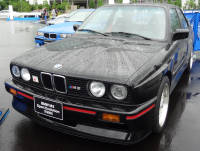 BMW E30-M3 sports evolution 1990