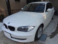 BMW初代1シリーズ(E87)