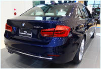 BMW 330e プラグインハイブリッド車