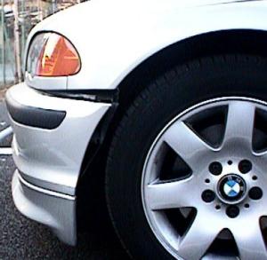 事故時の修理