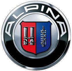 ALPINAのロゴマーク