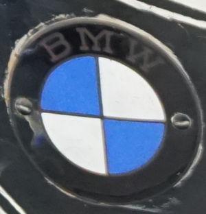 BMWロゴ(1923年)