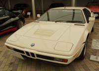 BMW M1 BMW初のミッドシップスーパ―カー