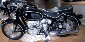 R69S 1962年 (ホンダミュージアム展示車両)