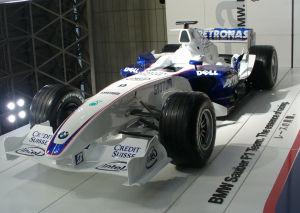 BMWザウバーF1