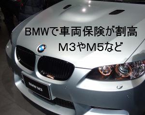 BMWの車両保険