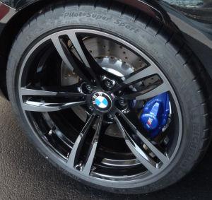 BMW純正アルミホイール