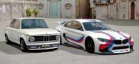 BMW2002とビジョングランツーリスモ