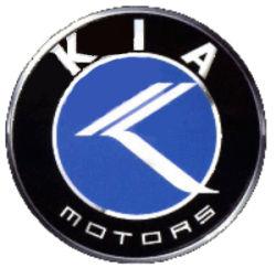 KIAのロゴマーク