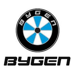 BYGENのロゴマーク
