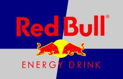 Red Bull エナジードリンクのロゴマーク