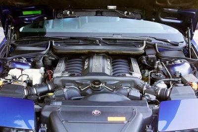 M70B50 V12エンジン