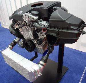 ALPINAのエンジン