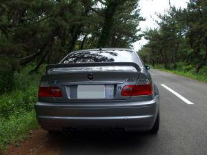 E46 M3 2004横