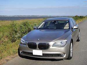 BMW F01 7シリーズ
