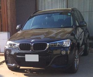 BMW自動車保険 X3-20i