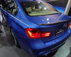 BMWアクティブハイブリッド3 (F30)