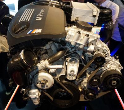 M4GTS 500ps watercool engine